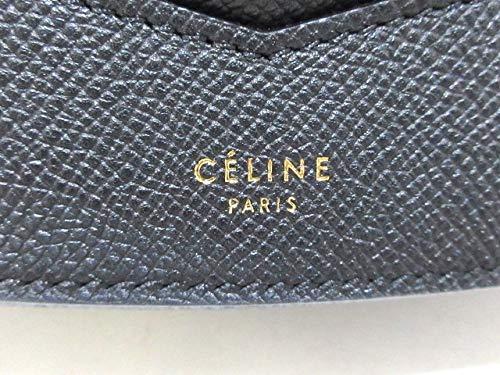 294b6b3fed30 Amazon.co.jp: (セリーヌ) CELINE ショルダーバッグ トロッターコンパクト 黒 179013ZMB.38NO 【中古】:  服&ファッション小物