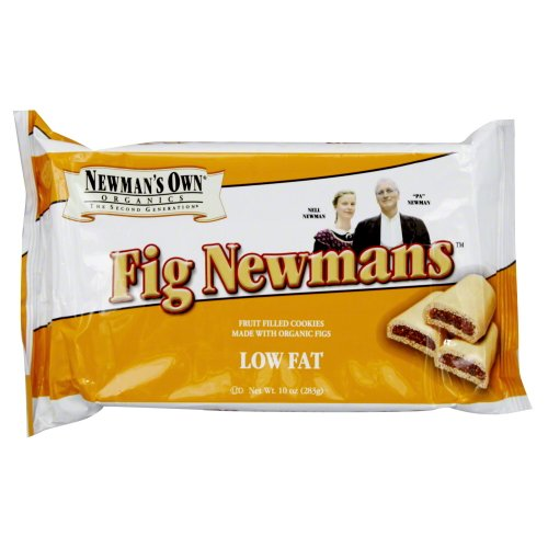 Newman's Own Organics Low Fat Figs 10 Oz (Pack of - Organics Newmans Own Fig