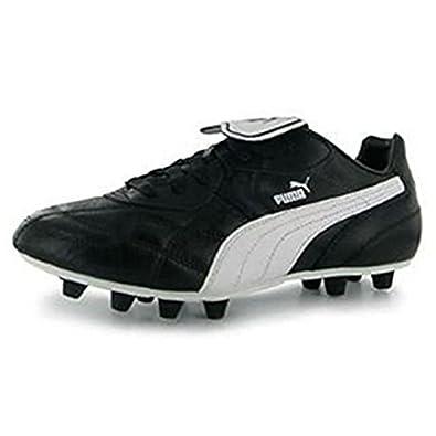 Puma Esito Classic FG Mens Football Boots Black/White 9 UK UK [Apparel]