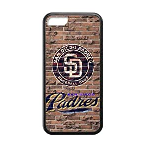 iFanatic MLB San Diego Padres Cashmere Custom Cases for iPhone 5C