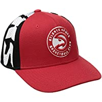 fan products of adidas NBA Men's City Name Meshback Flex Fit Hat