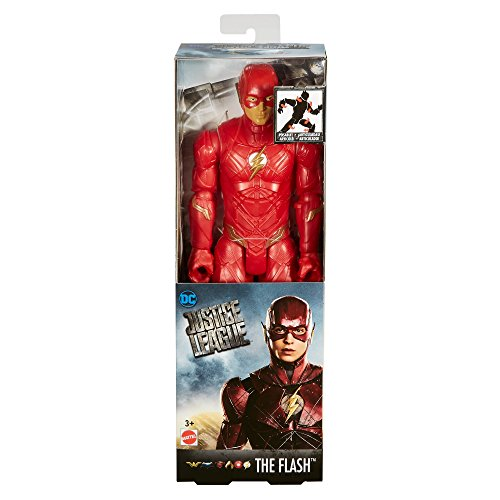 Free Comic Book Day Dubai: Mattel DC Justice League True-Moves Series The Flash