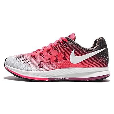 Nike Women's Wmns Air Zoom Pegasus 33, RACER PINK/WHITE-MIDNIGHT FOG, 6 US