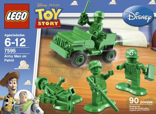LEGO Toy Story Army Men on Patrol (7595)