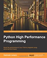 Python High Performance Programming Front Cover
