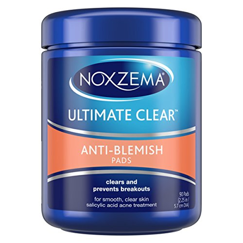 Noxzema Face Pads Anti Blemish 90 ct (Anti Blemish Moisturizer)