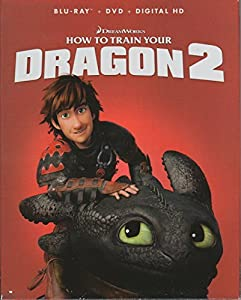Cover Image for 'How to Train Your Dragon 2 [Blu-ray, DVD, Digital HD]'