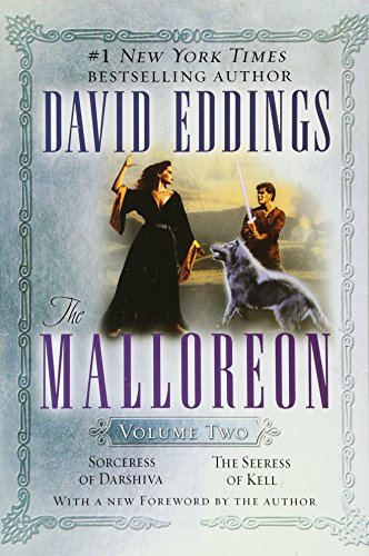 The Malloreon, Vol. 2 (Books 4 & 5): Sorceress of Darshiva, The Seeress of Kell