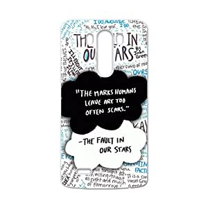 The Fault in Our Stars Okay? Okay Printed Cell Phone Case for LG G3