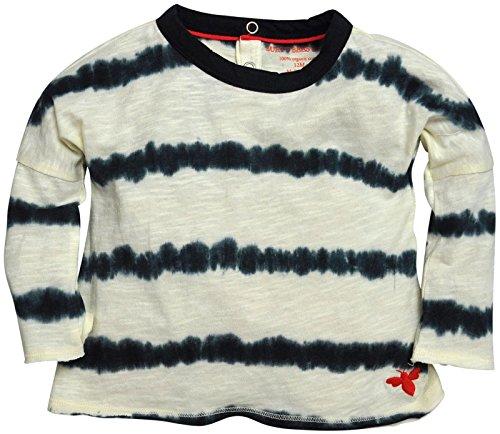 Burt's Bees Baby Baby Girls' Tie Dye Stripe Tunic -Ivory-6-9 Months ()