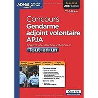 Concours Gendarme adjoint volontaire - APJA - Catégorie C - Tout-en-un - Concours 2017-2018