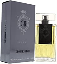 Georges Rech Homme Eau de Toilette Spray for Men, 3.3 Ounce