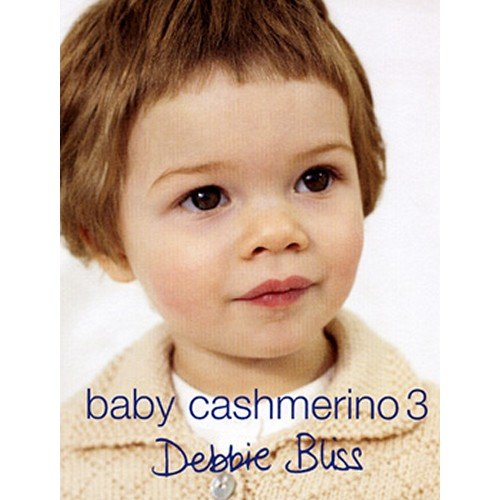 Debbie Bliss Knitting Patterns Baby Cashmerino 3 DB-BBCSH3-350