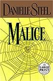 Malice, Danielle Steel, 0375433279