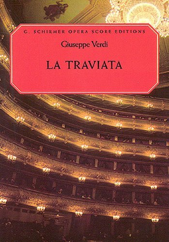 La Traviata: Vocal Score by Giuseppe Verdi (Composer), Martin (Translator) (1-Nov-1986) ()