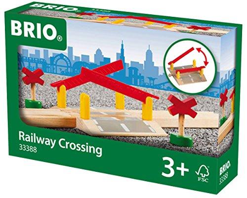 BRIO Railway Crossing (Crossing Railroad Toy)
