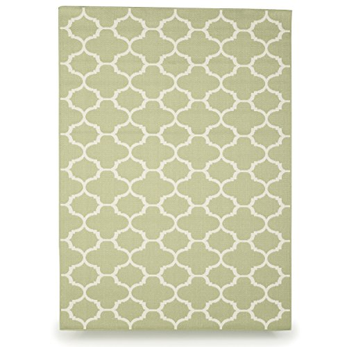 Ordinaire Budge Winchester Outdoor Patio Rug, RUG810SG3 (8u0027 Long X 10u0027 Wide, Sage  Green)