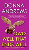 Owls Well That Ends Well, Donna Andrews, 0312997906