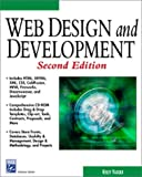 Web Design and Development, Valqui, Kelly, 1584502010
