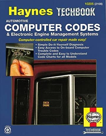 The Haynes computer codes & electronic engine management systems