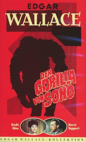 Gorilla Gang [VHS] -  VHS Tape, Rated R, Alfred Vohrer