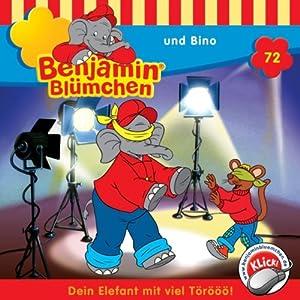 Benjamin und Bino (Benjamin Blümchen 72) Hörspiel