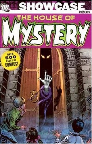 Showcase Presents: House of Mystery, Vol. 1 by Brand: DC Comics
