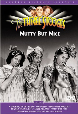 Three Stooges- Nutty But Nice - Nice Warehouse