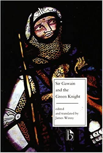 sir gawain and the green knight james winny  sir gawain and the green knight james winny 9780921149927 com books
