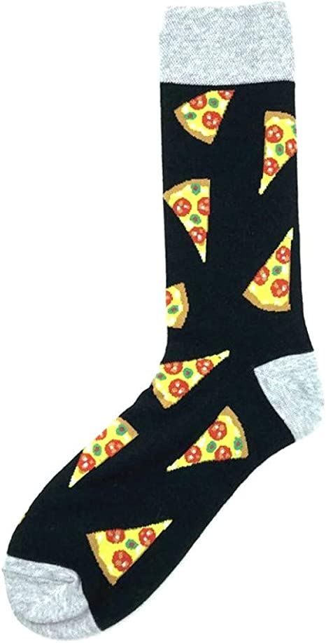 YUUZANG Calcetines De Hombre Invierno Terrier Coffee Socks Short Pizza Algodón Hombre Calcetines Mujeres Invierno Unisex Happy Socks Mujer: Amazon.es: Deportes y aire libre