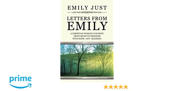 Letters from emily emily just 9781512785432 amazon books fandeluxe Epub