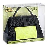 Post-It Pop Up Notes Dispenser 3x3 50/Pkg-Black Purse