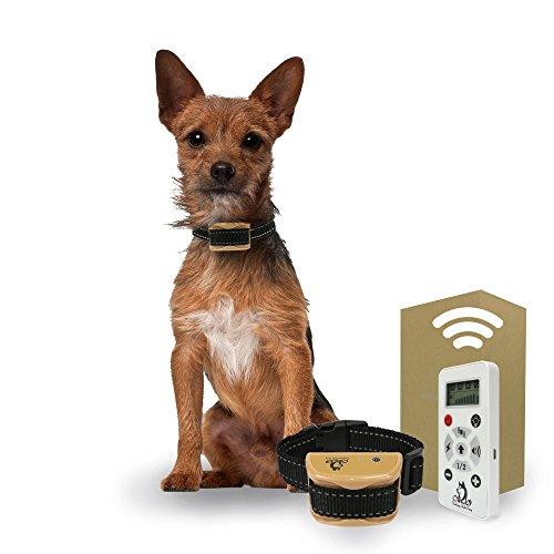 (Our K9 Training Made Easy - Small - Medium Dog Remote Training Collar - Sound, Vibration, Shock - 800 Yards - 1 Dog)