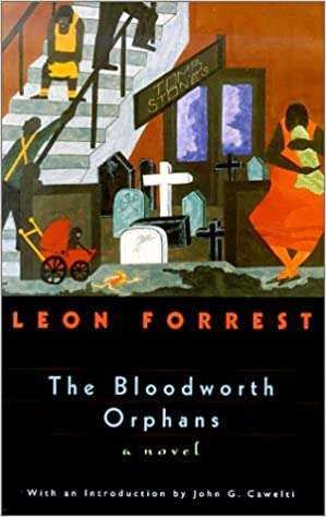 Image result for Leon Forrest, The Bloodworth Orphans,