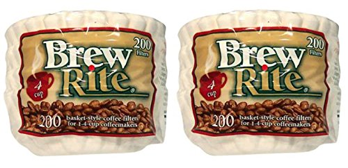 Brew Rite Coffee Disposable Filters