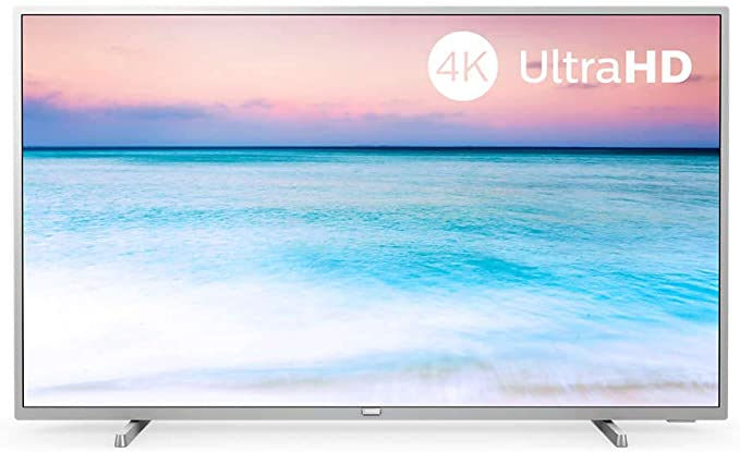 Philips 55PUS6554 TELEVISOR 55 4K UHD HDR10+ Smart TV DVB-T/T2/T2-HD/C/S/S2: Philips: Amazon.es: Electrónica
