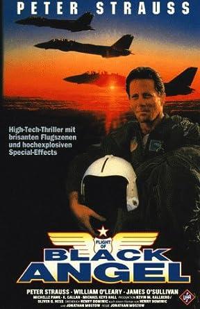 Flight of Black Angel [VHS]: Amazon.co.uk: DVD & Blu-ray