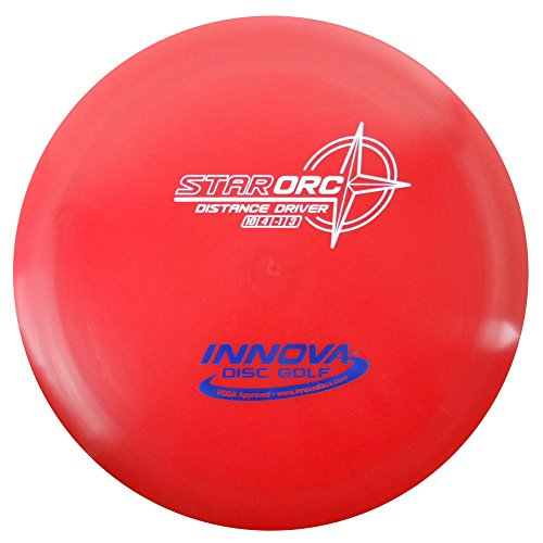 INNOVA Star Orc Distance Driver Golf Disc [Colors May Vary] - - Disc Golf Orc