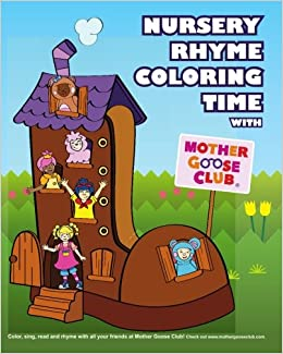 Free Printable Nursery Rhymes Coloring Pages - Get Coloring Pages | 325x260