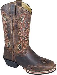 Kids Rialto Square Toe Boots