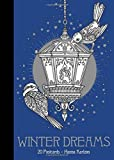 Winter Dreams 20 Postcards (Daydream Coloring Series)