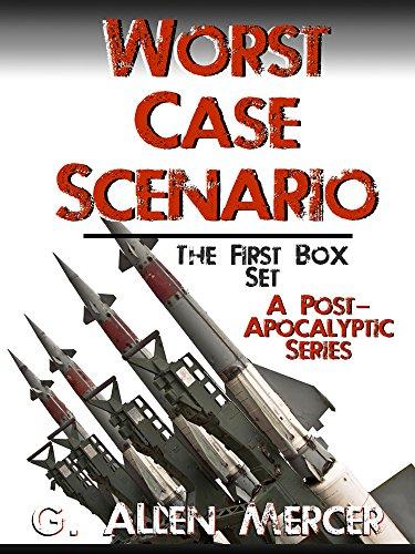 Worst Case Scenario: First Box Set (Worst Case Scenario Box Set Book (Mercer Box)