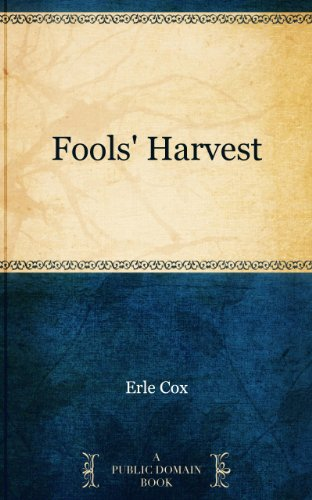 book cover of Fool\'s Harvest
