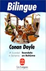 Scandale en Bohême et deux aventures de Sherlock Holmes par Conan Doyle