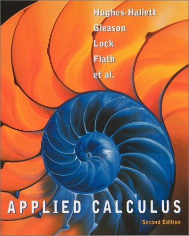 Applied Calculus, Second Edition