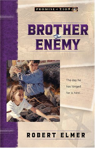 book cover of Brother Enemy