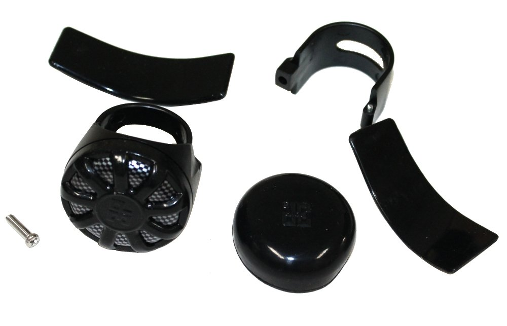 Aerzetix 3800946234951 Pommeau de Volant Mini Boule