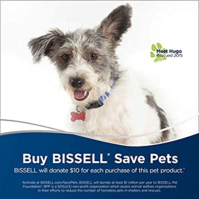 BISSELL JetScrub Pet Upright Carpet Cleaner, 25299 (Renewed)