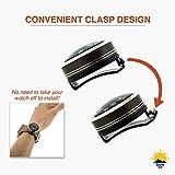 Sun Company WristLock - Aluminum Wrist Compass
