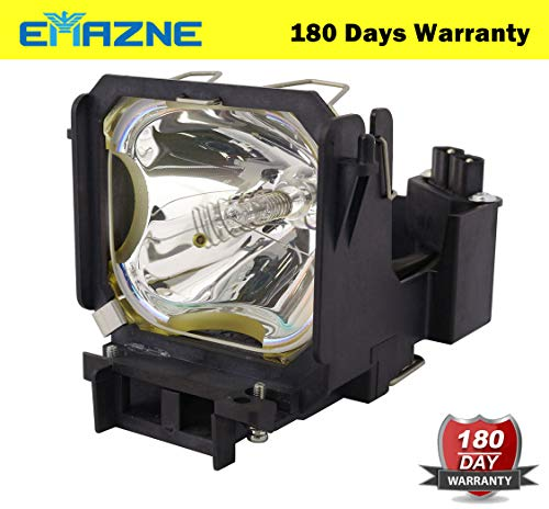 Emazne LMP-P260 Projector Replacement Compatible Lamp with Housing Work for Sony VPL-PX35 Sony VPLPX35 Sony VPL-PX40 Sony VPLPX40 Sony VPL-PX41 Sony VPLPX41